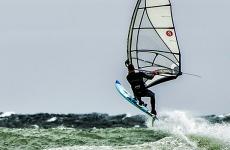 Windsurf i Nordsjælland